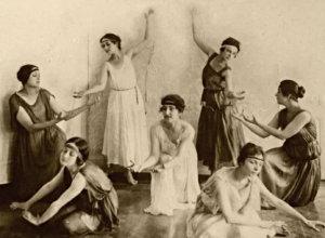 danza delle donne